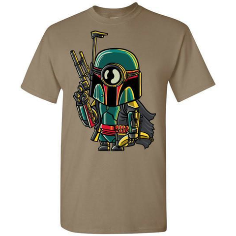 Star Wars Boba Fett Minion T-Shirt
