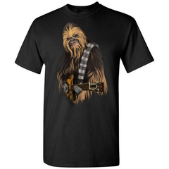 Star Wars Chewie Rocks