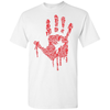 Image of The Walking Dead Zombie Icon T-Shirt