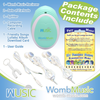 Image of Womb Music Heartbeat Baby Monitor by Wusic