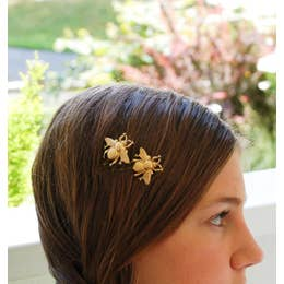 Boho Buzz Hairpins