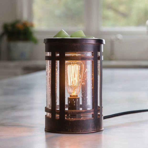 Old World Edison Bulb Wax Melter & Candle Warmer