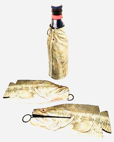 Bass Bottle Cooler