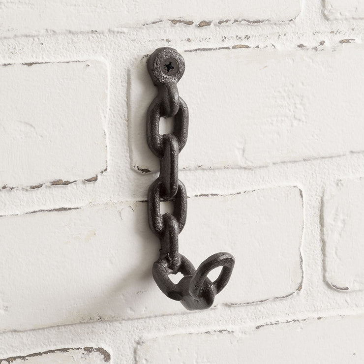 """Chain Gang"" Wall Hook"