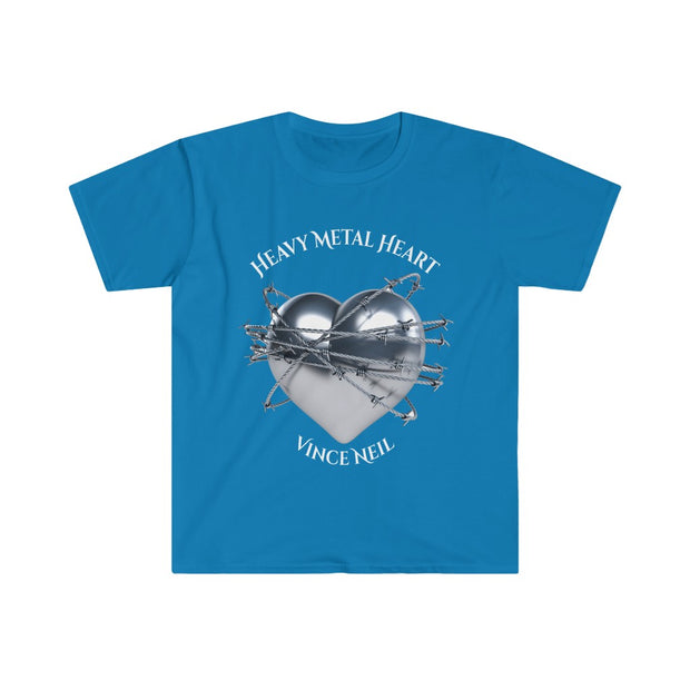 Heavy Metal Heart© Men's Tees