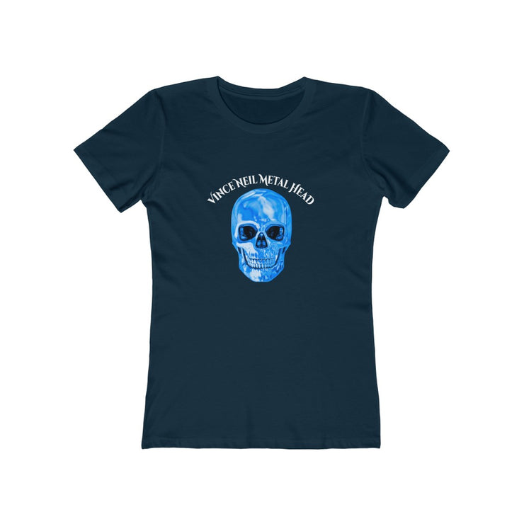 VN Metal Head© Women's Boyfriend Cut Tees