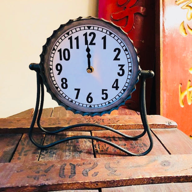 Industrial Edge Clock
