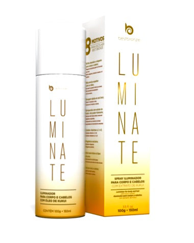 BestBronze Luminate Sexy Body Shimmer Spray