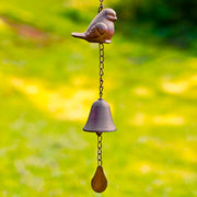 Lucky Chickadee Windchime
