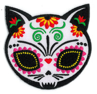 Evilkid Gato Muerto Iron-On Patch