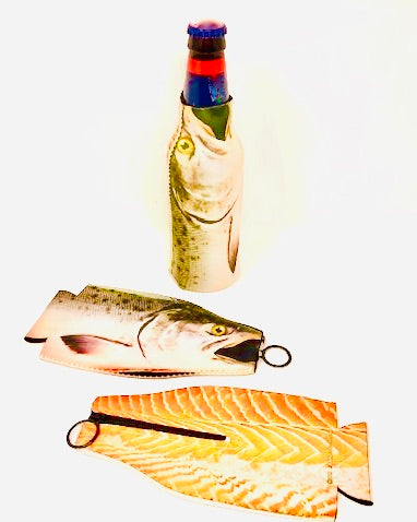 Salmon Bottle Cooler