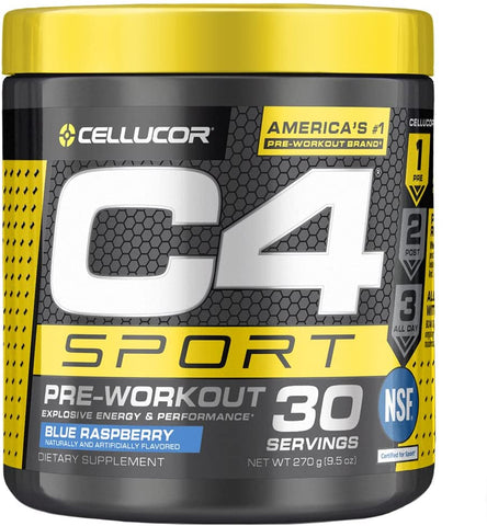 Cellucor C4 Sport - Parform Golf
