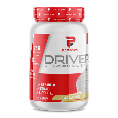 DRIVER-All Natural Protein - Parform Golf