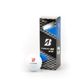 BRIDGESTONE TOUR B X5 GOLF BALLS