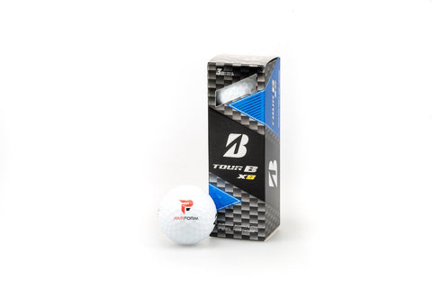 BRIDGESTONE TOUR B X5 GOLF BALLS - Parform Golf
