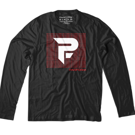 MEN'S ATHLETIC PARFORM Long Sleeve Tee - Parform Golf