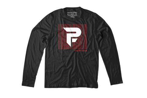 ATHLETIC PARFORM Long Sleeve Tee - Parform Golf