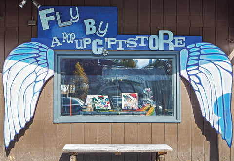 Fly By A Pop Up Store 2016 Pittsford NY