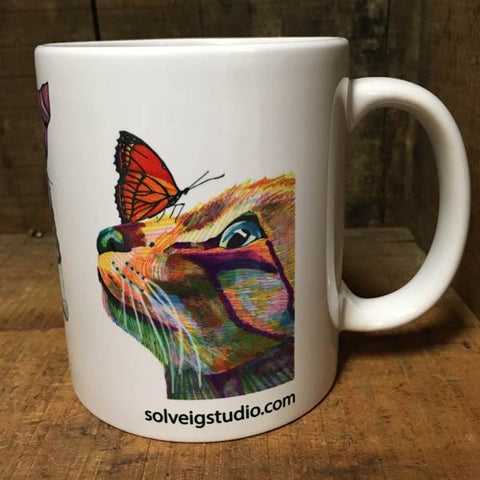 Cat Mug 2017 Side 1 - Solveig Studio