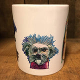 Dog Mug 2017 Side 2 - Solveig Studio