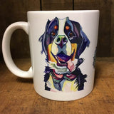 Dog Mug 2017 Side 3 - Solveig Studio