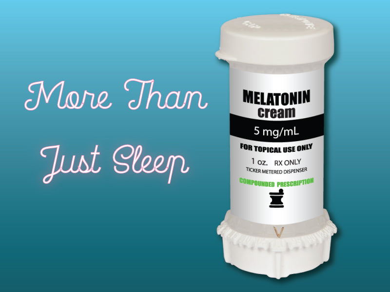 Melatonin Benefits Go Beyond Improved Sleep