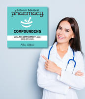 Turn to Folsom's best trusted compounding pharmacy! Our locally-owned pharmacy is here to use our compounding expertise for your wellness