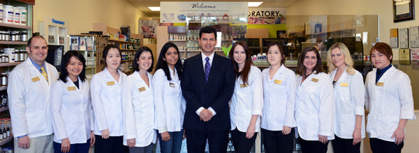 Folsom Medical Pharmacy Experienced Team of Compounding Pharmacists