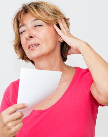 Hot flashes, dryness, sleeplessness and other menopause symptoms can be treated at Folsom Pharmacy
