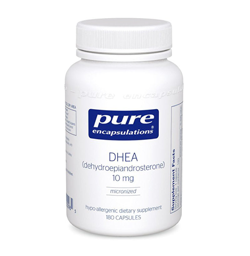 DHEA 10mg 180ct.