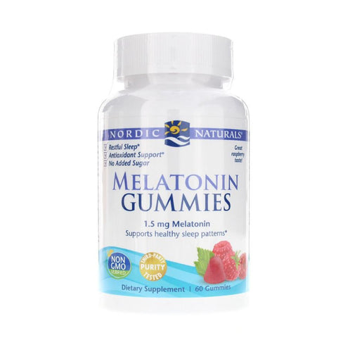 Melatonin Gummies 1.5mg 60ct.