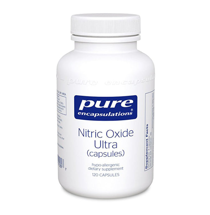 Nitric Oxide Ultra 120ct.
