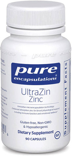 UltraZin Zinc (90ct)
