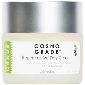 CosmoGrade: Regenerative Day Cream 50ml (Oily)