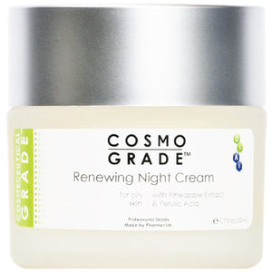 CosmoGrade: Renewing Night Cream 50ml (Oily)