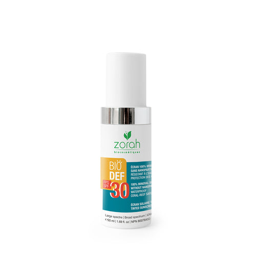 Zorah BIODEF: Tinted Sunscreen SPF 30