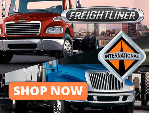 International Freightliner 19.5 Truck Wheels