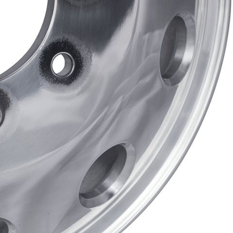 Dodge Round Holes Aluminum Wheel