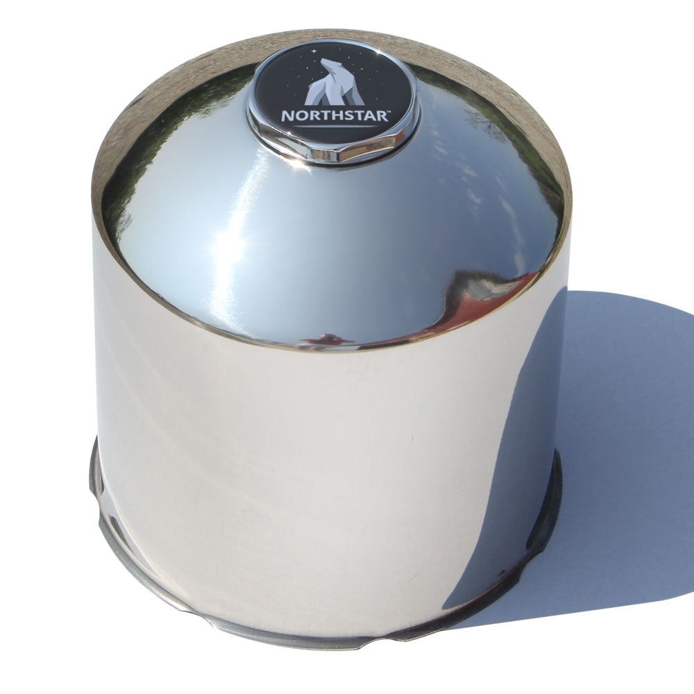 Stainless Steel Rear Northstar Hub Cover