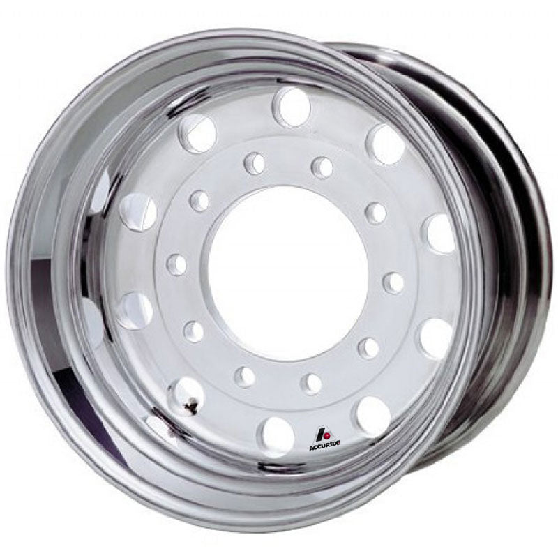 22.5x13 Hub Pilot Flat Faced Accuride Aluminum