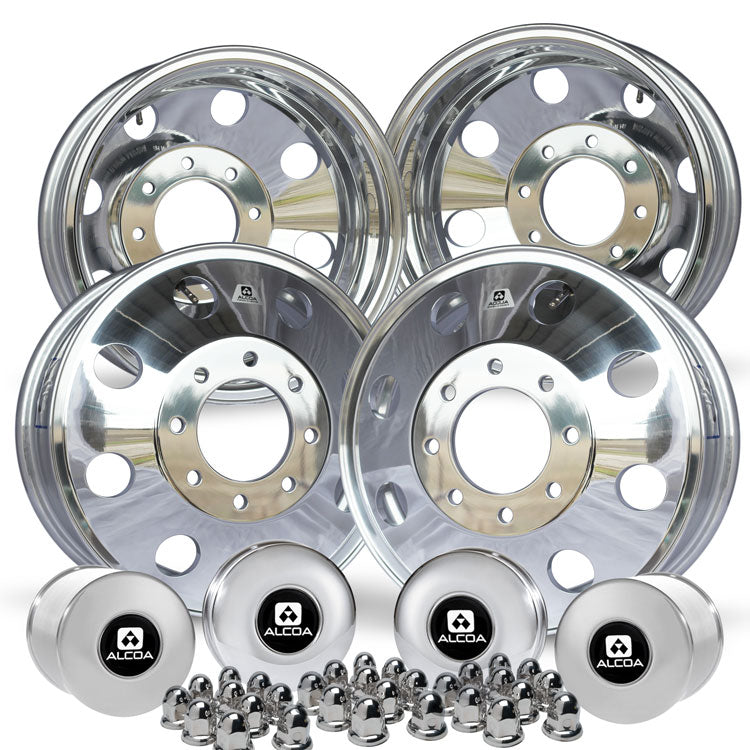 "Chevy GMC 3500 16"" Alcoa Wheel Kit"