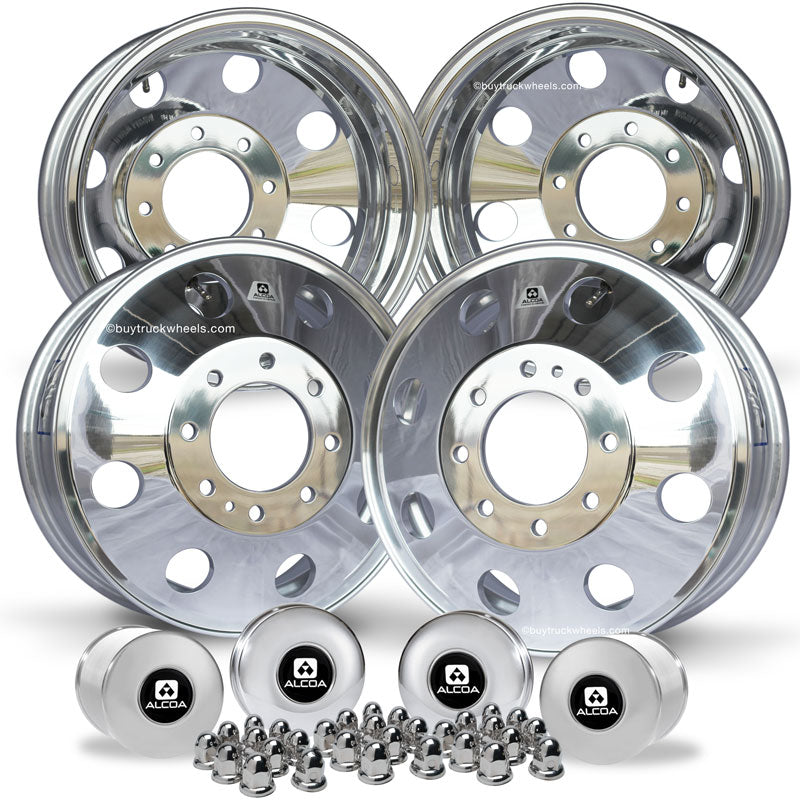 "Ford E350/E450 16"" Alcoa DuraBright Wheel Package"