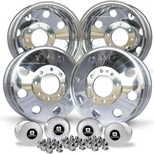 "Load image into Gallery viewer, Ford E350/E450 16"" Alcoa DuraBright Wheel Package"
