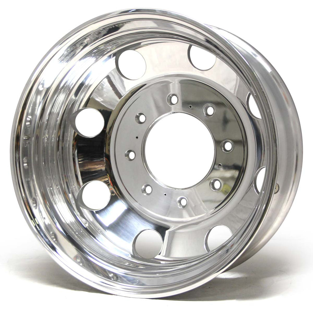 TOYO M608Z OFFROAD MOUNTED ON 19.5 AMERICAN FORCE CHEVY/GMC 3500 DRW 8 X 210 (2011-Present)