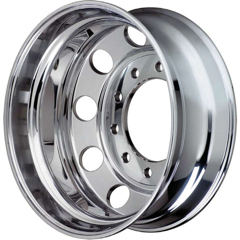 Accuride Polished 24.5 Wheel Kit