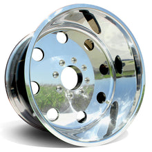 Load image into Gallery viewer, 22x14 Northstar Chevrolet GMC 2500/3500 SRW 8x180mm -73mm Offset Classic Round Holes