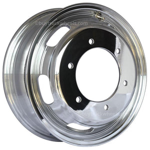 16x5.5 Alcoa 6x205mm Sprinter 3500 High Polish Front