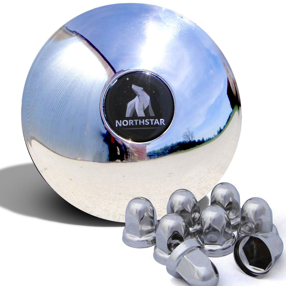Northstar Stainless Steel Front Cap
