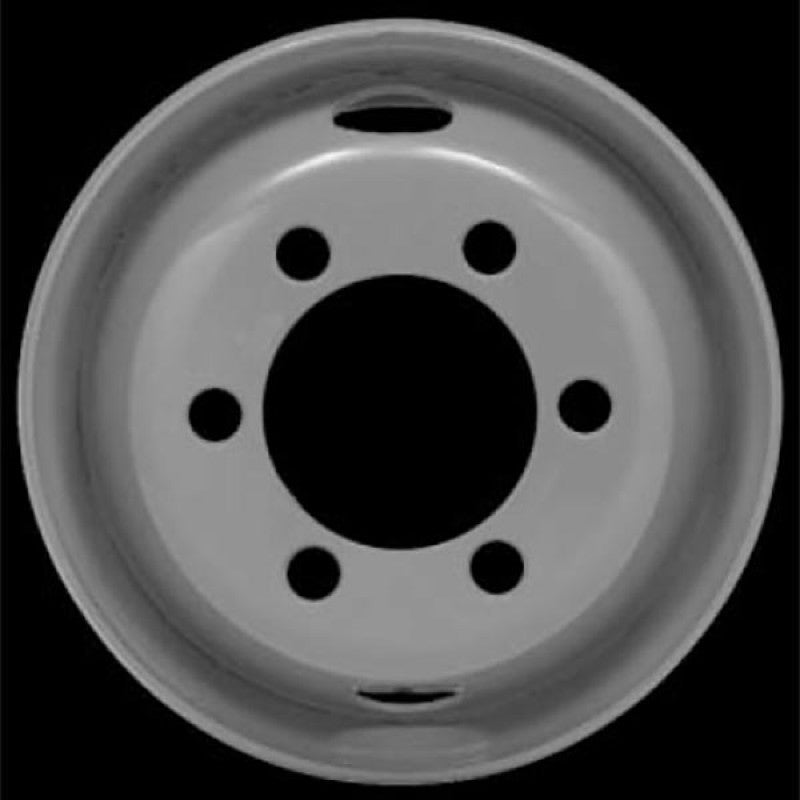 17.5x6.75 Stud-Pilot Accuride Steel Wheel