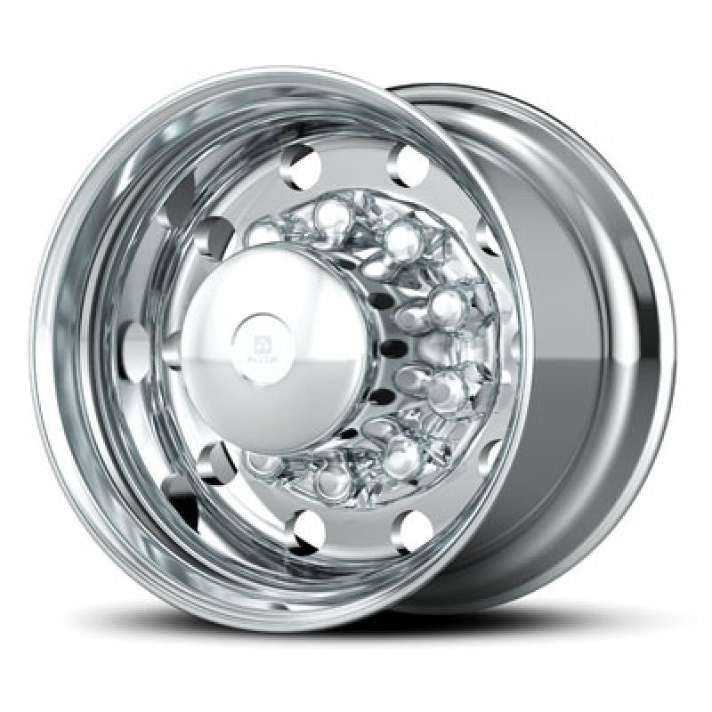22.5x14 Hub Piloted X-ONE Alcoa Wheel-LvL One Finish